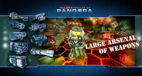 The Chronicles of Pandora v1.0