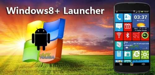 Windows8 / Windows 8 +Launcher v2.4