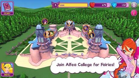 Winx Fairy School v1.0 + data