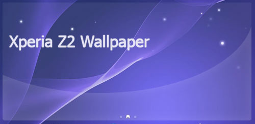 Xperia Z2 Sirius Wallpapers v1.0