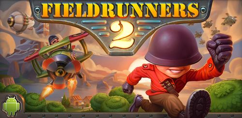 Fieldrunners 2 v1.8 + data