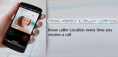Phone Number & Caller Location v5.0.2