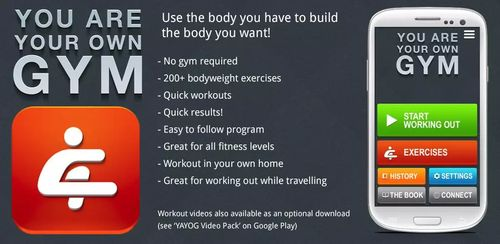 You Are Your Own Gym v3.73 + data