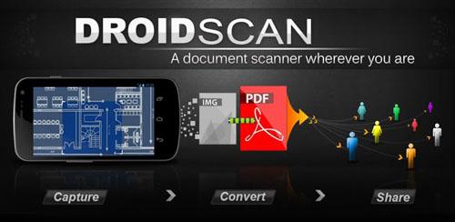 Droid Scan Pro PDF v5.7.6