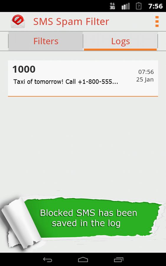SMS Spam Filter Pro v1.0.7