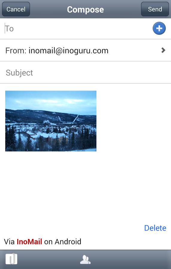 InoMail – Email v1.8.0