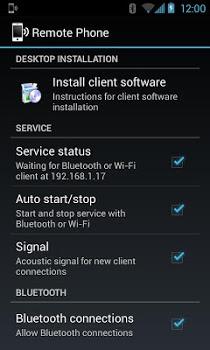 Remote Phone Call v6.1