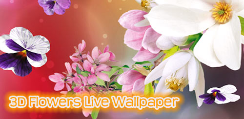 3D-Flowers-Live-Wallpaper