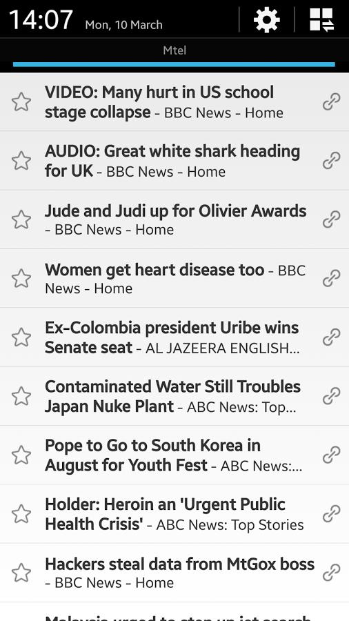 InoReader – RSS & News Reader 0.7.3