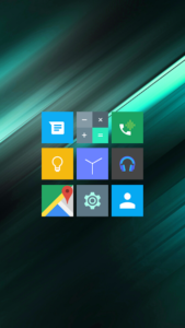 تصویر محیط Rifon – Icon Pack v18.2.0