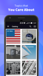 تصویر محیط Inoreader – News App & RSS v6.1.3