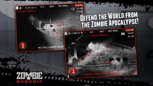 تصویر محیط Zombie Gunship v1.14.4 + data