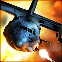 بازی کشتن زامبی ها با هواپیما آیکون