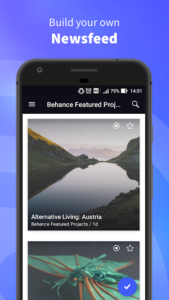 تصویر محیط Inoreader – News App & RSS v6.1.3
