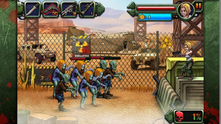Zombie Diary – Defense v2.0.24