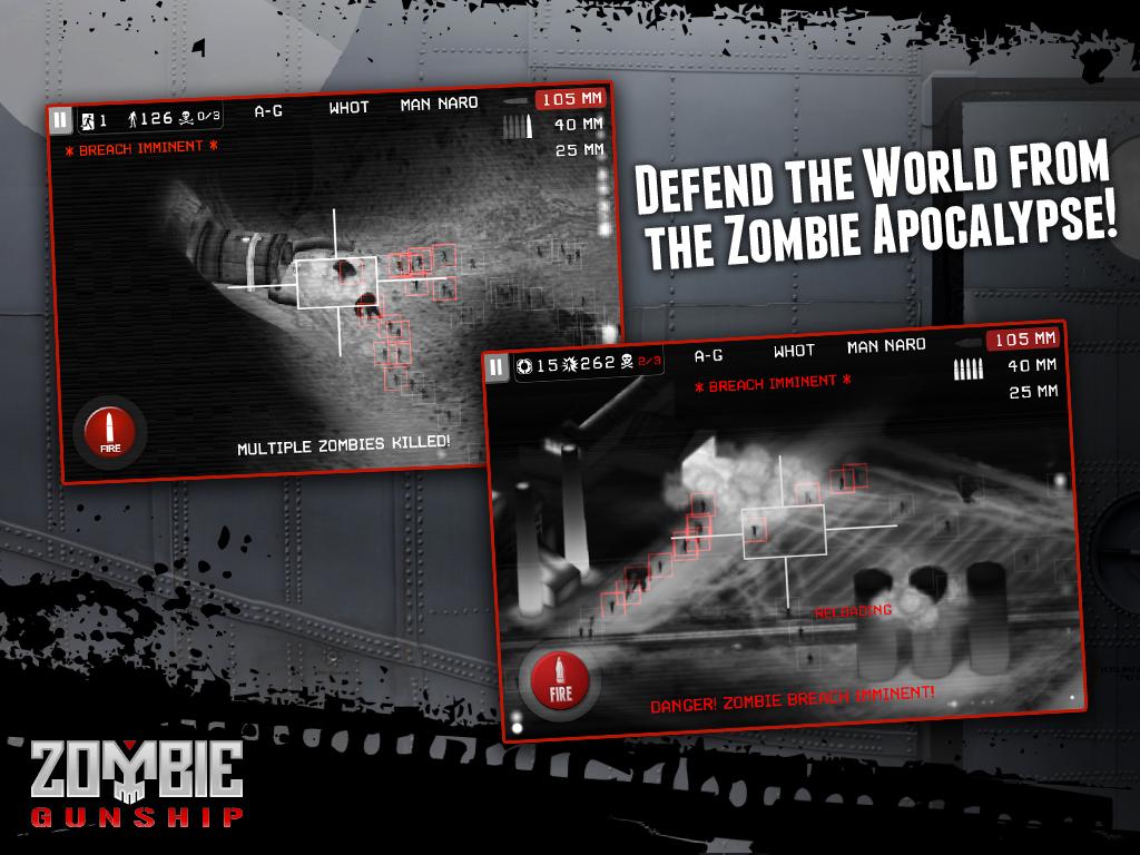 Zombie Gunship v1.12