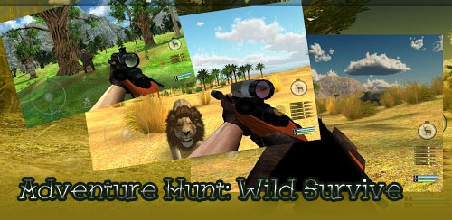 Adventure Hunt: Wild Survive v1.6 + data
