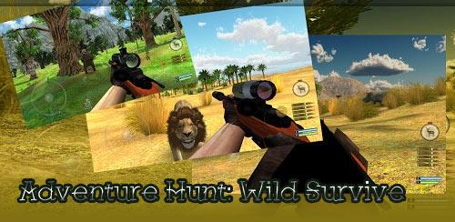 Adventure Hunt: Wild Survive v1.6 + data