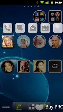 Animated Widget Contact Pro v1.7.5