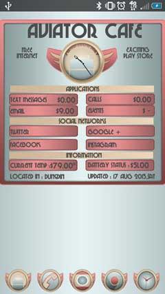 Aviator Icon Theme v3.0.0