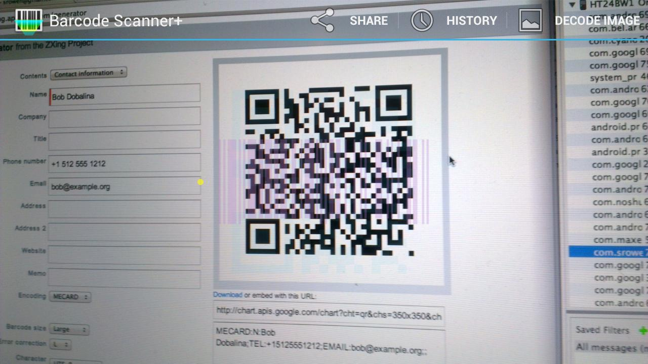 Barcode Scanner+ (Plus) v1.12.3