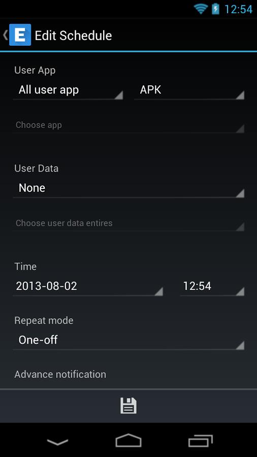 Ease Backup v1.12
