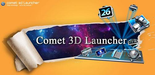 Comet 3D Launcher v1.3.13