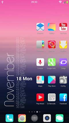 Concept KitKat icon Pack 7 in1 v1.0