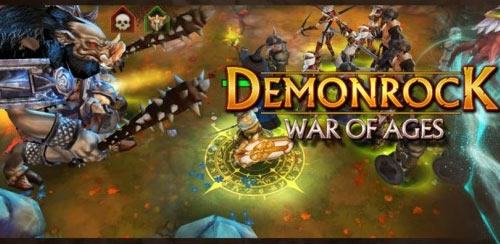 Demonrock: War of Ages v1.0 + data