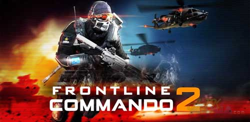 FRONTLINE COMMANDO 2 v1.0.1 + data