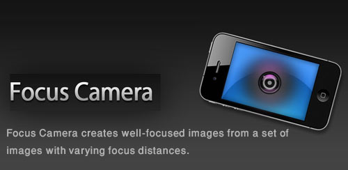 Focus Camera (DoF removal) v1.2