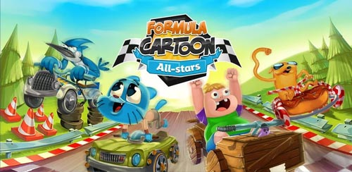 Formula Cartoon All Stars v4.1.2 + data