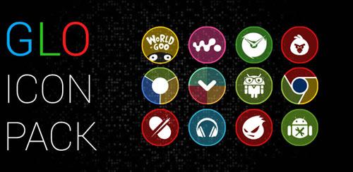 Glo Full: Icon Pack v4.0