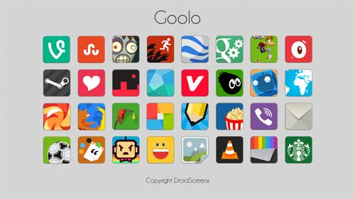 Goolors Elipse – icon pack v2.7.0.5