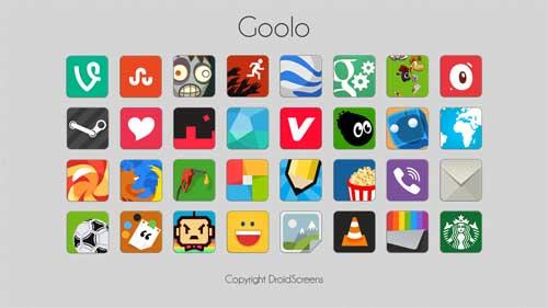 Goolors Elipse - icon pack copy