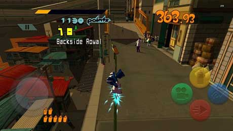 Jet Set Radio v1.07 + data