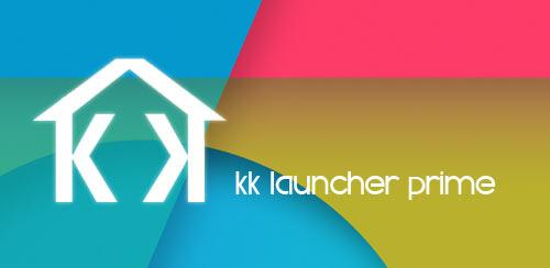 KK Launcher Prime v3.1