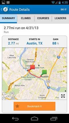 MapMyRun+ GPS Running v2.9.4