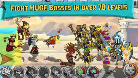 Monster Wars v1.0 + data