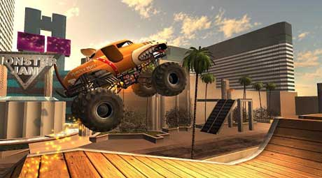 MonsterJam v1.07 + data