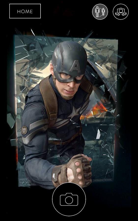 Captain America Experience v1.0.0