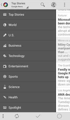 News+ | Google News RSS Reader Premium v1.0.5
