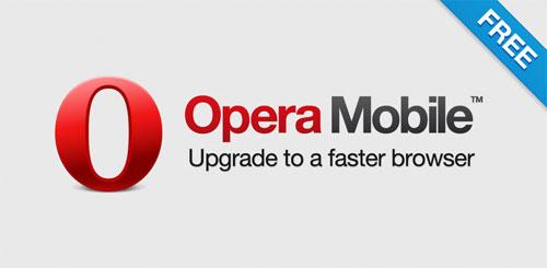 دانلود نرم افزار Opera browser for Android v20.0.1396.72047