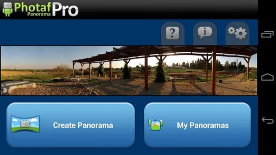 Photaf Panorama Pro v3.3.0