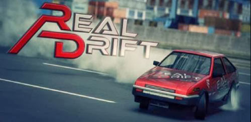 Real Drift Car Racing Free v1.2 + data
