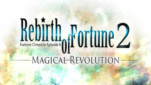 Rebirth of Fortune 2 – v1.08 + data