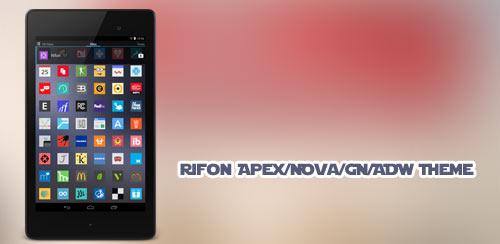 Rifon Apex/Nova/GO/ADW Theme v1.6.2