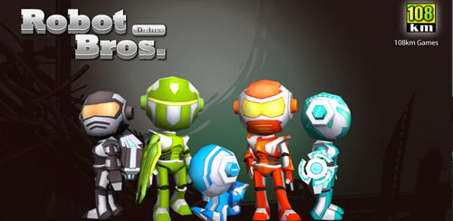 Robot Bros Deluxe v1.0