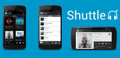 Shuttle+ Music Player v1.3.6