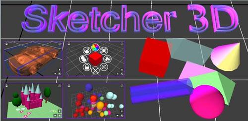 Sketcher 3D Pro v1.43